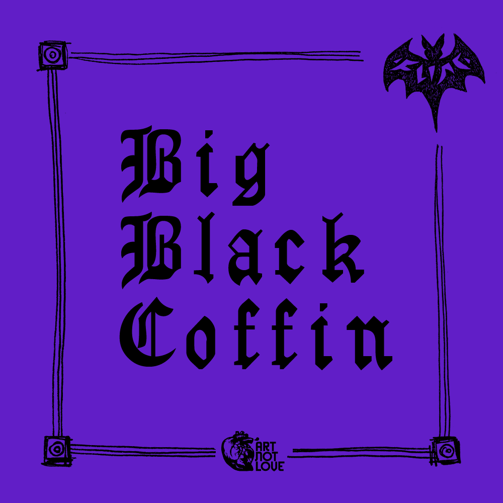 ¡FLIST! - Big Black Coffin