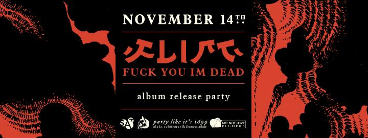 ¡FLIST! album launch